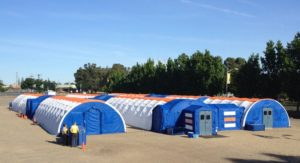 Blu-Med Emergency Response Camp System