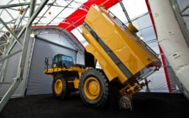 Fabric Building Heavy Equipment Maintenance and Storage