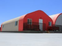 HGX-Series Tension Fabric Buildings
