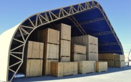 Fabric Structures Warehouse Buildings