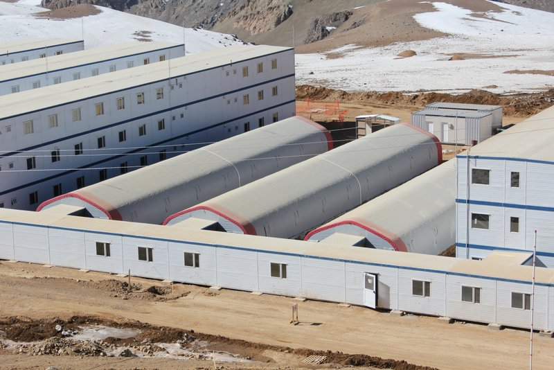 Fabric Buildings Workforce Housing Camp System